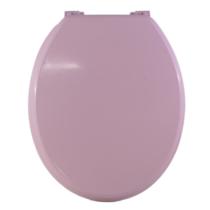 Bath Duck Wc-Ülőke - Mdf Színes - Műanyag Zsanérokkal - 6 Pink