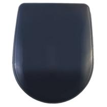 Bath Duck Wc-Ülőke - Mdf - Cink Zsanérokkal - Fekete - 2