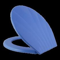 Bath Duck Wc-Ülőke - Műanyag - Kék - Sötétkék