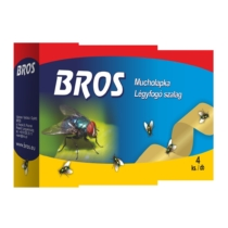 Bros Légyfogó Szalag 4db-Os