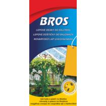 Bros Rovarfogó Sárga Lap 10db-Os 24x10cm