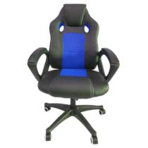 MyLike Gamer Szék - Eco - Fekete/Kék