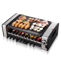 K-Sol Elektromos Asztali Grillsütő - Automata Forgónyársakkal - 1600W