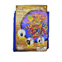 Toy Storage Bag Játszószőnyeg és Játéktároló