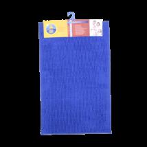 Bath Duck Fürdőszobai Szőnyeg - Zsenilia - 50 X 80cm - Kék - B