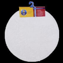 Bath Duck Fürdőszobai Szőnyeg - Zsenilia - 60cm - Fehér