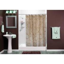 Bath Duck Zuhanyfüggöny - Textil - 180 X 200cm - 2