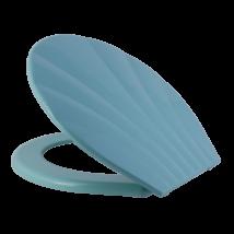 Bath Duck Wc-Ülőke - Műanyag - Türkíz