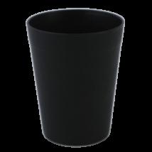 Fogmosópohár Fekete