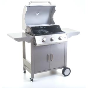 G21 Oklahoma BBQ Premium Line Gázgrill, 3 Égőfej (6390310)