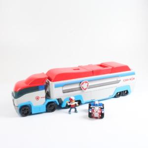 Mancs Őrjárat - Kamion Játékkészlet Ryder Figurával - Paw Patrol (6024966)
