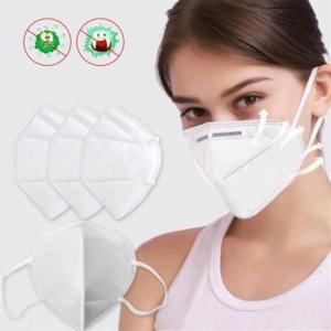 Szájmaszk - Védőmaszk – Légzőmaszk - (Face Dust Mask) - FFP2