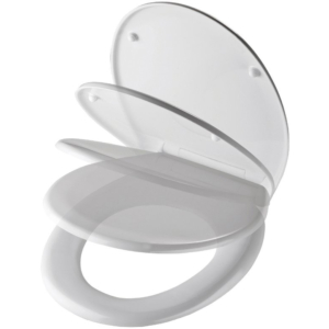 Bath Duck Wc-Ülőke - Easy Click - Soft Close - Lecsapódásmentes Zsanérokkal - Béka