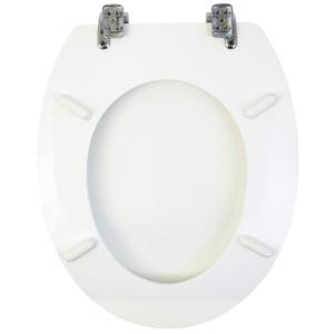 Bath Duck Wc-ülőke - Mdf - Mintás - Cink Zsanérokkal - Kukac