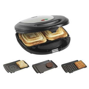 Bestron Contact Grill 3-In-1 Asm8010