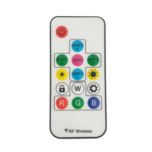 MyLike Gamer LED PRO Szék - távirányítóval állítható RGB LED világítással