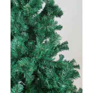 MyLike Zöld Műfenyő - 210cm - 1200 ág + Ajándék Fém Fenyőtalp