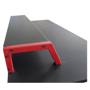 MyLike Gamer Asztal – Fekete/Piros