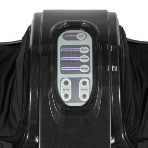 MyLike Elektromos Lábmasszírozó Távirányítóval - Fekete