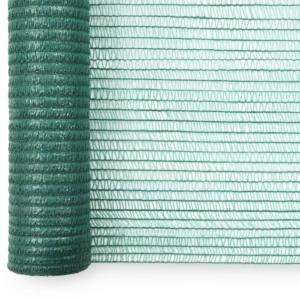 Árnyékoló Háló - Zöld - Lighttex90 - 80% - 1,5x50m