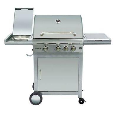 G21 California BBQ Premium Line Grill, 4 Égőfej + Ajándék Nyomáscsökkentő (6390305)