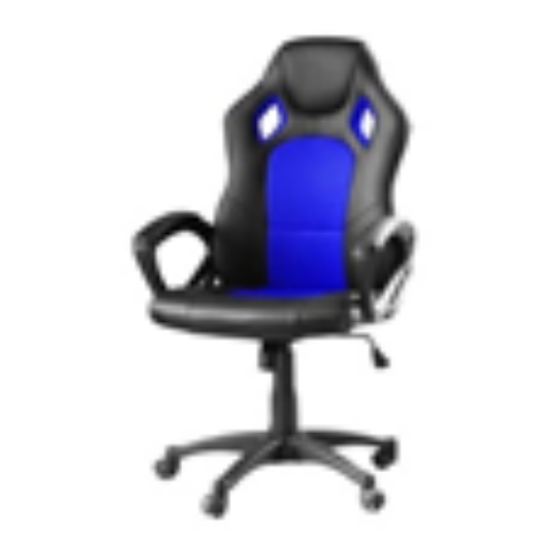 MyLike Gamer Szék – Eco – Fekete/Kék