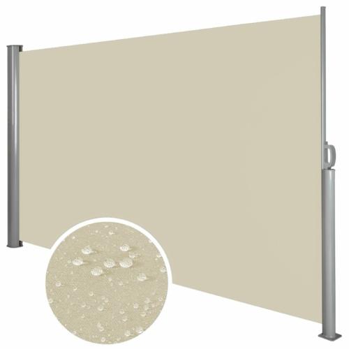 MyLike Kihúzható Árnyékoló Fal, 300x160cm - Bézs (Beige), teraszokra - udvarra - irodában  - öltözőkbe