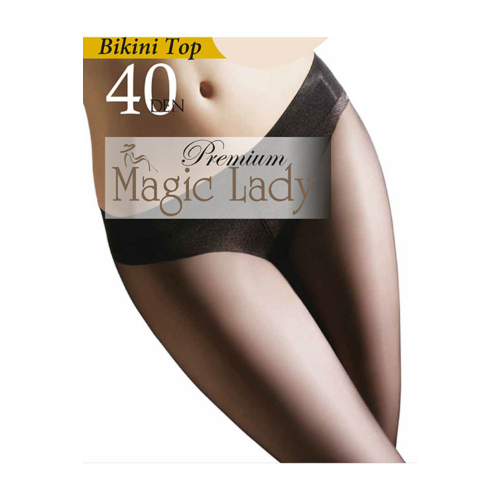 Magic Lady Harisnyanadrág Bikini Top 40/3/Black