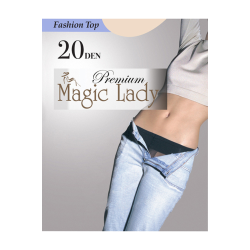 Magic Lady Harisnyanadrág Fashion Top  20/3/Daino
