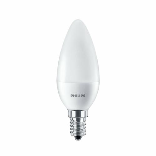 Philips CorePro LED izzó E14 7W 2700K meleg fehér 60W izzó kiváltására
