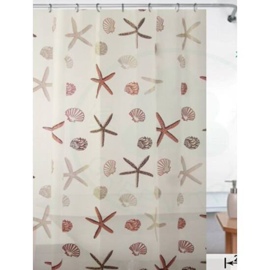 Bath Duck Zuhanyfüggöny - Peva - 140 X 200cm - D1