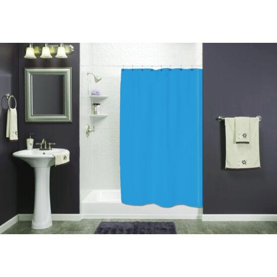 Bath Duck Zuhanyfüggöny - Peva - 180 X 200cm - Kék