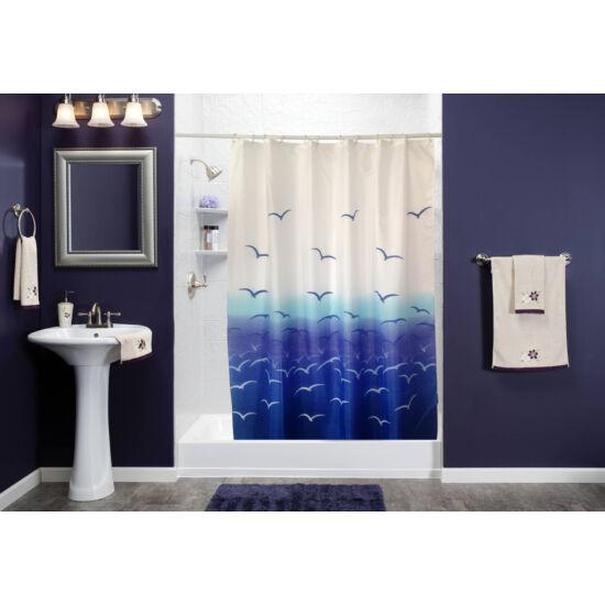 Bath Duck Zuhanyfüggöny - Textil - 180 X 200cm - 1