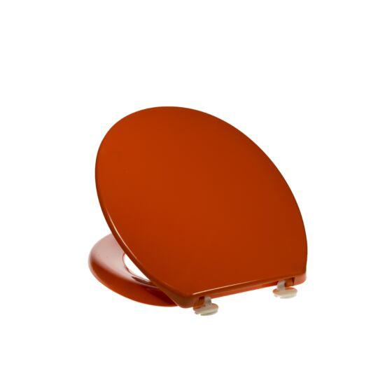 Bath Duck Wc-Ülőke - Duroplaszt - Műanyag Zsanérokkal - N.Sárga