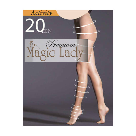 Magic Lady Harisnyanadrág Activity 40/4/Vizone
