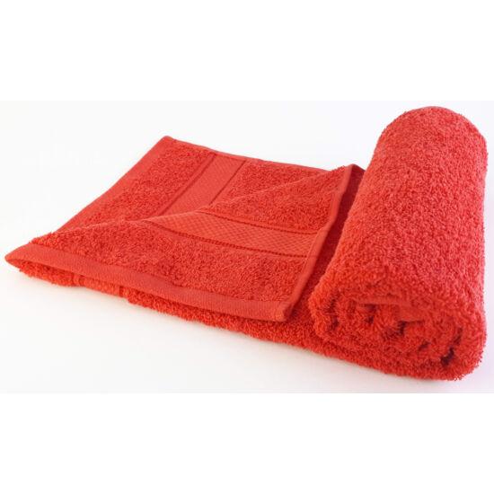 Magic Home Színes Törölköző 50x90cm - Piros