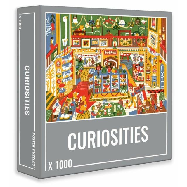 Cloudberries Poszter Puzzle 1000 darab - CURIOSITIES